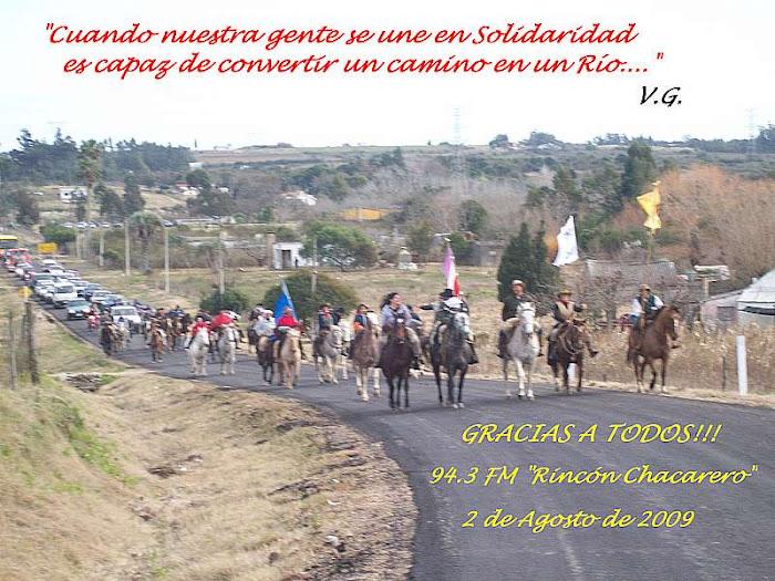 Caravana Criolla 1er. Aniversario