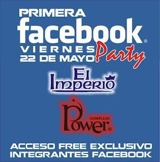 Fiesta de Facebook