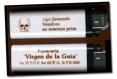 publicidad macabra