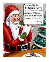 Papá Noel Humor