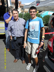 Con José Miguel Echávarri