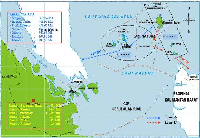 Image result for Natuna Island