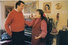 Doña Margot Loyola y Nano Acevedo