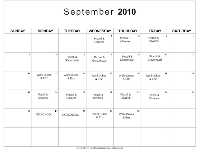 football practice schedule template - blank calendar 8 x 11 new calendar template site