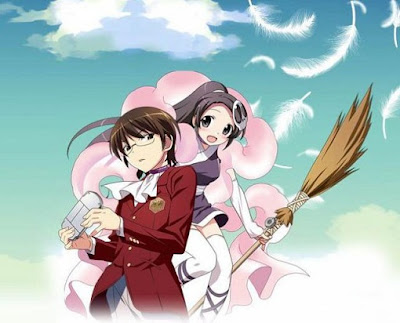 the world god only knows ii. the world god only knows ii.