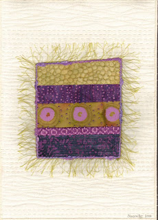 fabric art quilt wallhanging