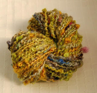 handspun yarn wool