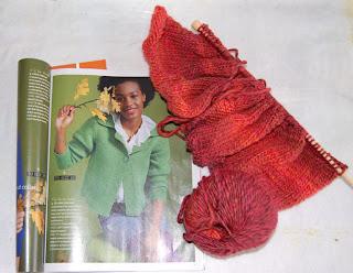knit knitting pattern yarn wool