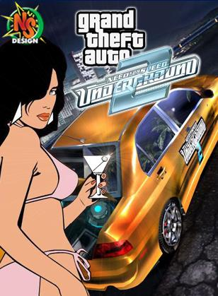 Grand theft auto underground 2 | Full Version | 262 MB