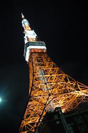 Tokyo Tower-Roppongi
