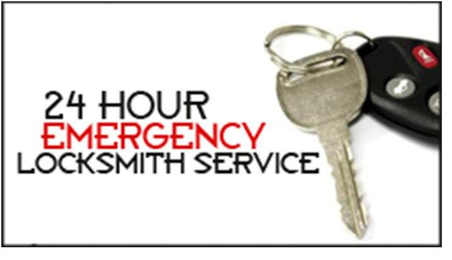 24/ 7 Locksmith service