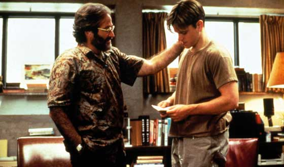 writer of good will hunting While well-intentioned and well-played by all, good will hunting  that affleck  and damon do have talent as writers—there's an extended,.