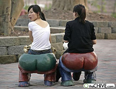 Amazing and Amusing Planet: Weird and funny benches at public places