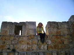 On the Old City Walls of Jerusalem!