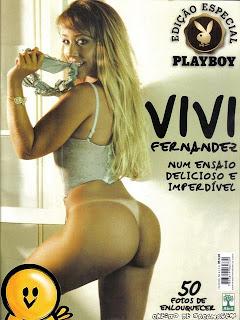 Vivi Fernandez  Playboy