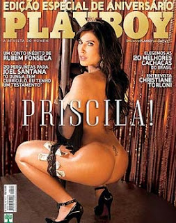 Priscila Pires bbb Playboy