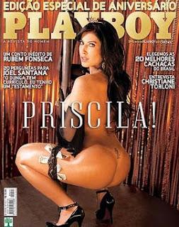 Priscila Pires bbb Playboy