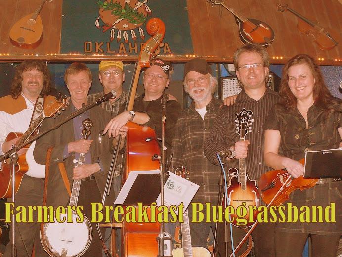 Farmers Breakfast - die Bluegrassband aus Bayern