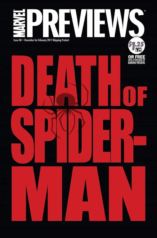 La Muerte de Spiderman !