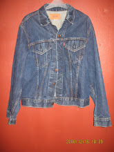 "Used Levi's big""E"" Jacket"