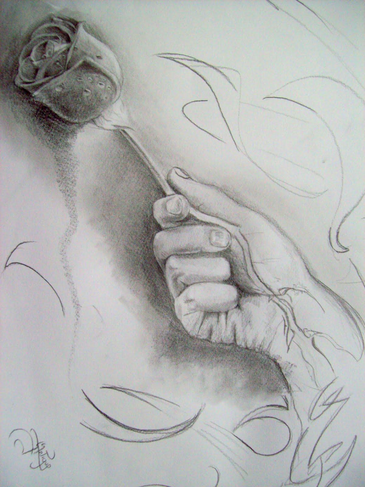 Imagenes hechos a lapiz de amor - Imagui