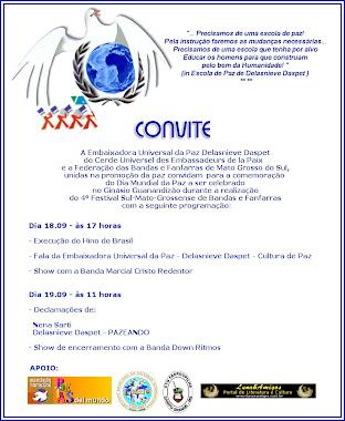 Dia da Paz 2010