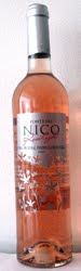 1633 - Fonte do Nico Rosé Light 2009 (Rosé)