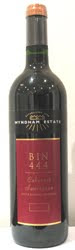 1580 - Wyndham Estate Bin 444 Cabernet Sauvignon 2001 (Tinto)