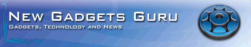 New Gadgets Guru: Gadgets, Technology and News