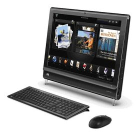 HP IQ506 Touchsmart PC
