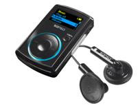 sandisk sansa clip 8GB mp3 player