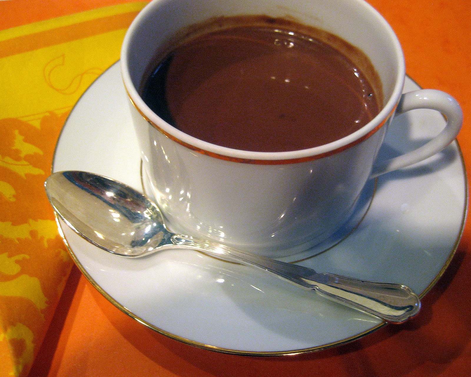 Hot Chocolate French Style