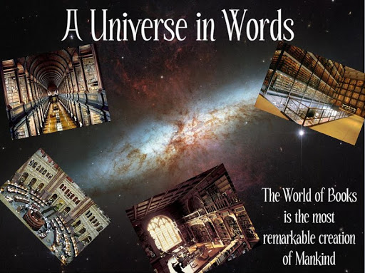 Universe in Words