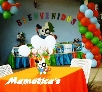 Decoraci Pleta Con Globos