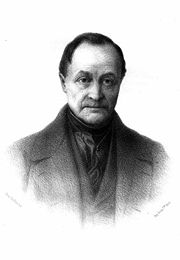 Isidore Marie Auguste François Xavier Comte