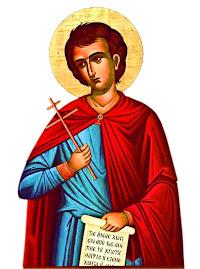 Minunatul Mucenic al Domnului , Sfantul Ioan Rusul