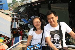 floating market, thailand, kenneth yu chan photography, kenneth chan photography