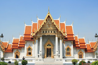 marble temple, thailand, thailand itinerary
