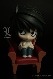 l, death note, death note anime