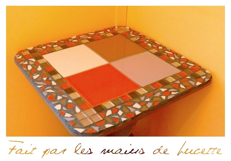 Papotages tendance mai 2010 for Carrelage qui explose