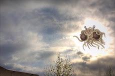 """El """"pastafarismo"""" o también """"religión del Monstruo de Espagueti Volador"""""""
