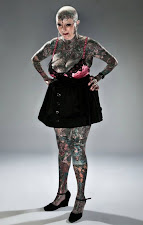 Mulher Mais Tatuada