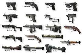 Gambar Senjata Point Blank