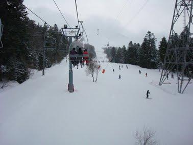 21/02/10: Sortie ski au Lioran