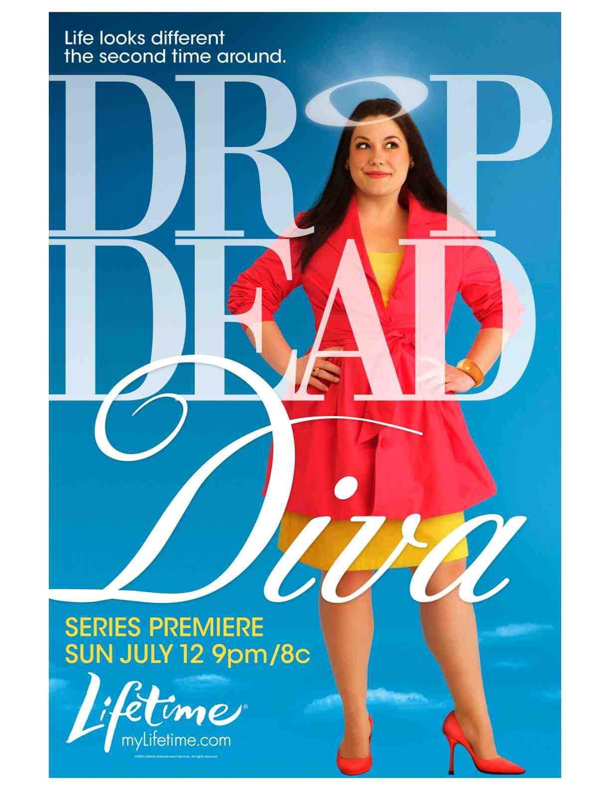 Tv series in a box drop dead diva season 1 for Diva tv