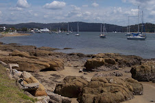 Boats on Batemans Bay