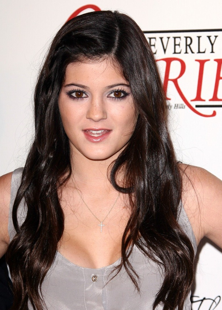 Kylie Jenner was spotted at the opening night of    The Taste of    Kylie Jenner