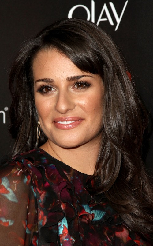 Lea Michele was spotted at TV Guide Magazine's Hot List Party.