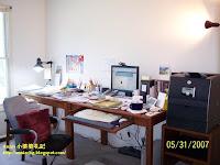 小婆的書桌