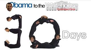 Obama to the White House